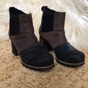 SOREL Addington Chelsea Ankle Boots
